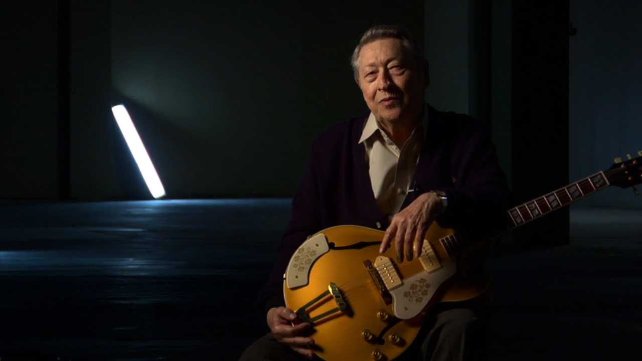 Vintage Engineer Boots Happy Birthday Scotty Moore